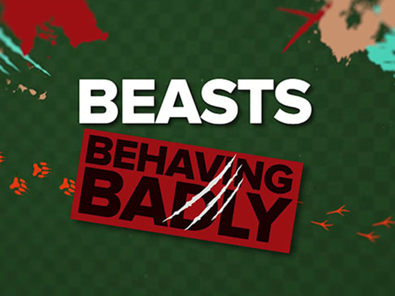 Beasts Behaving Badly (2015)