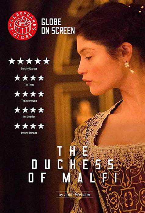 Shakespeare's Globe: The Duchess of Malfi (2014)