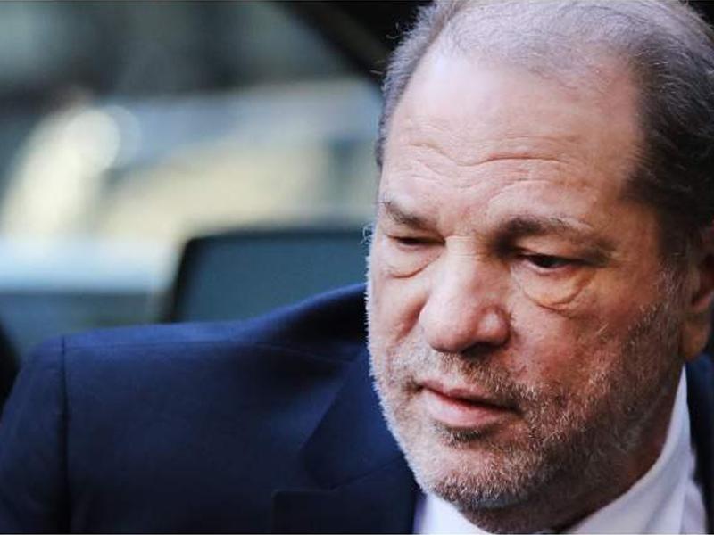 Harvey Weinstein – ID Breaking Now (2020)