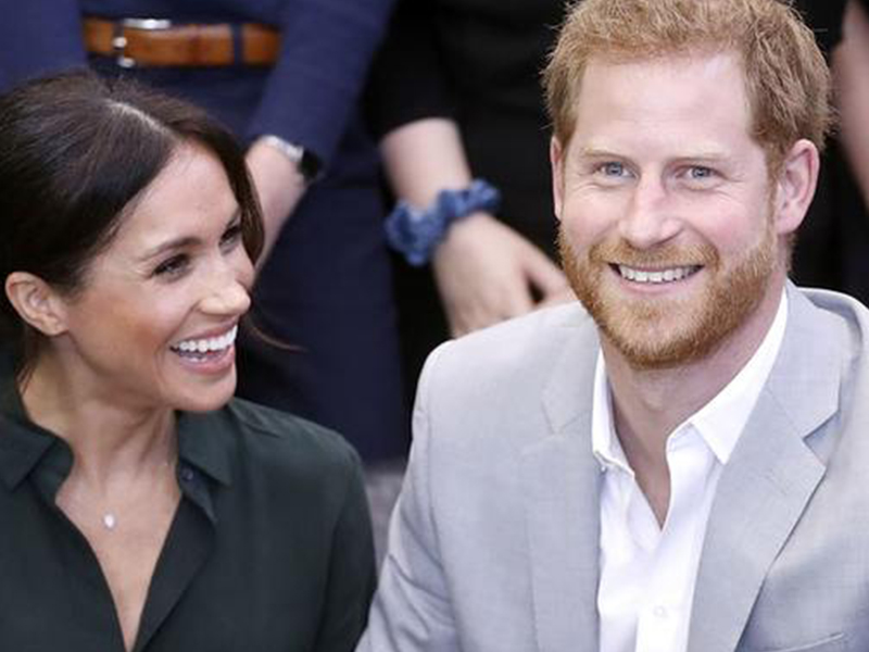 Harry & Meghan: The First Tour (2018)
