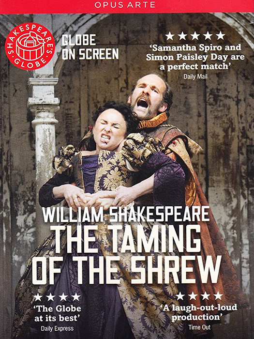 Shakespeare's Globe: The Taming Of The Shrew (2013)